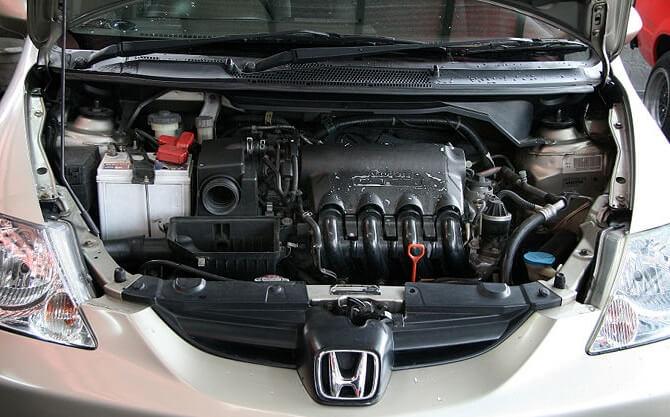 чистка двигателя 2
