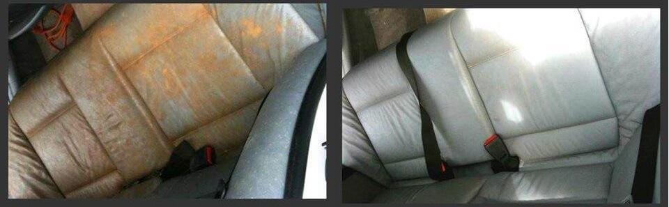 чистка сидений 2