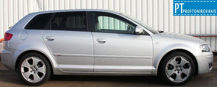 тонирование стекол автомобиля 1
