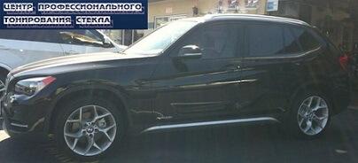 Ремонт лобового стекла BMW x1 2013